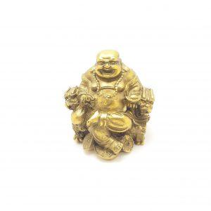 Buda Sentado Sorrindo