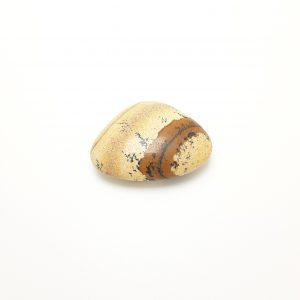 Jaspe Paisagem Pedra Plana 3 a 4 cm